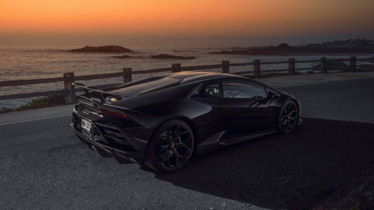 Novitec Lamborghini Huracan RWD 2021