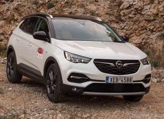 Opel Grandland X SUV δοκιμή Traction