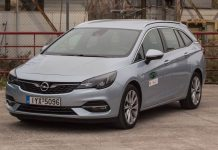 Opel Astra Sports Tourer CVT Traction