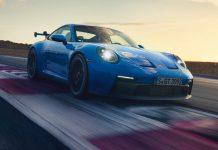 Porsche 911 GT3 Nurburgring γύρος