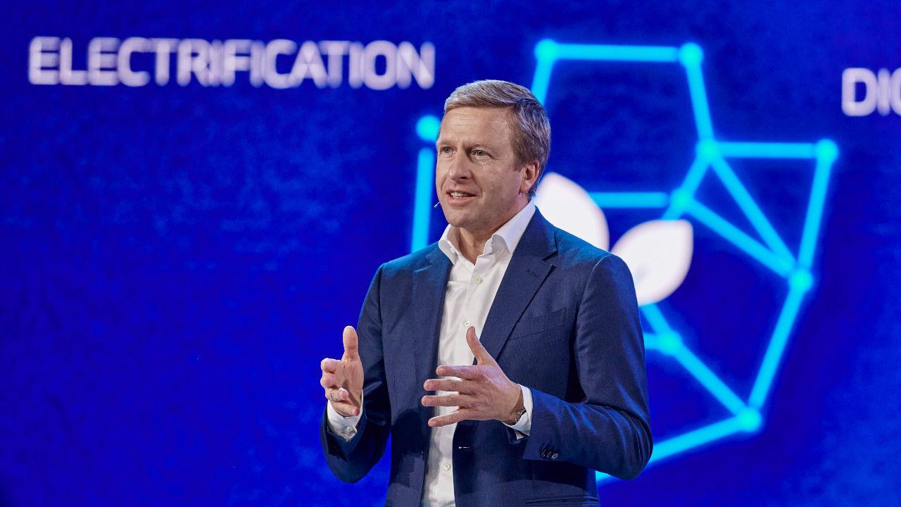 Oliver Zipse, πρόεδρος του δ.σ. της BMW