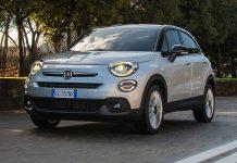 Fiat 500X Connect νέα έκδοση 2021