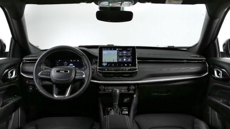 Νέο Jeep Compass 2021