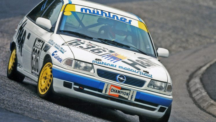 Opel Astra F, πρώτη γενιά