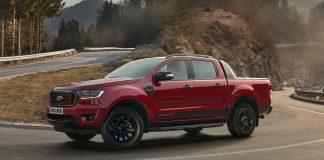 Ford Ranger Stormtrak 2021 νέα έκδοση