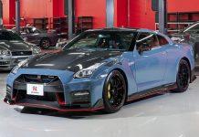 Nissan Nismo GT-R 2021 νέα έκδοση