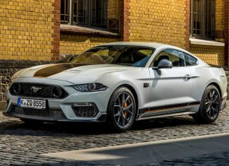 Ford Mustang Mach 1 τιμή Ελλάδα