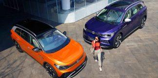 Νέο ηλεκτρικό SUV Volkswagen ID.6 Κίνα 2021