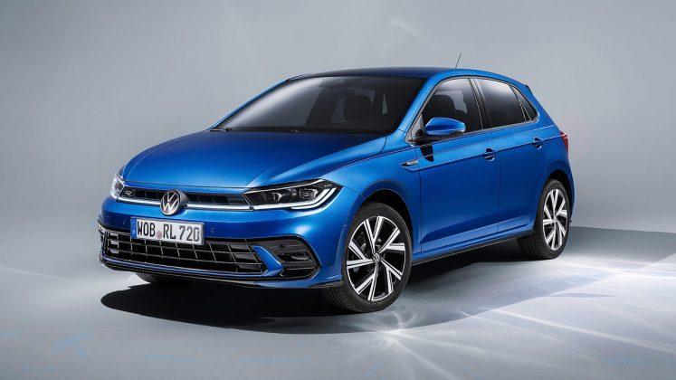 Ανανεωμένο Volkswagen Polo 2021