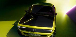 Opel Manta GSe ElektroMOD pixel visor 2021