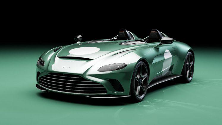Aston Martin V12 Speedster DBR1 2021