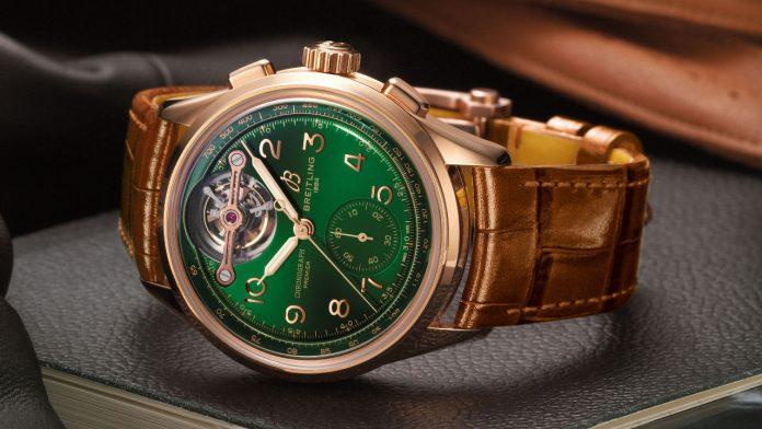 Breitling Premier χρονογράφος Bentley 2021