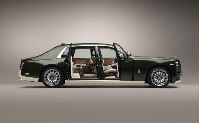 Rolls-Royce Phantom Orib Hermes 2021