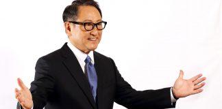 Akio Toyoda βραβείο Παγκόσμιο Αυτοκίνητο της Χρονιάς 2021