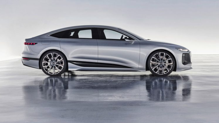 Audi A6 E-Tron concept 2021 Σαγκάη
