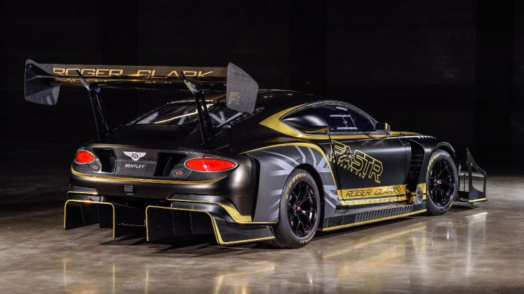 Bentley Continental GT3 Pikes Peak 2021 αγωνιστικό