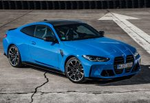 BMW M4 Competition M xDrive 2021