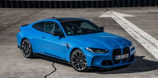 BMW M4 Competition M xDrive 2021