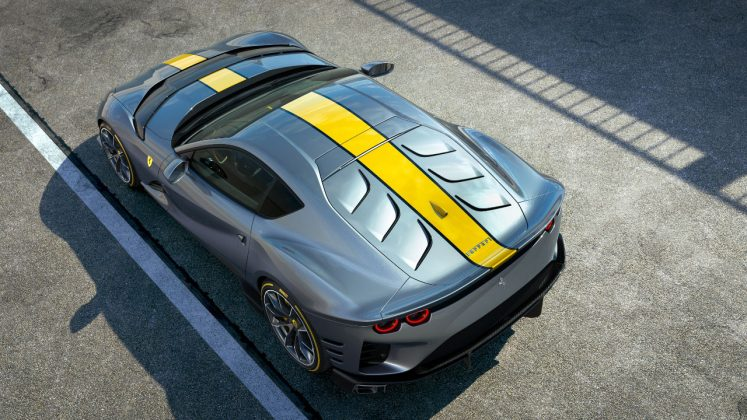 Ferrari berlinetta νέο μοντέλο 2021
