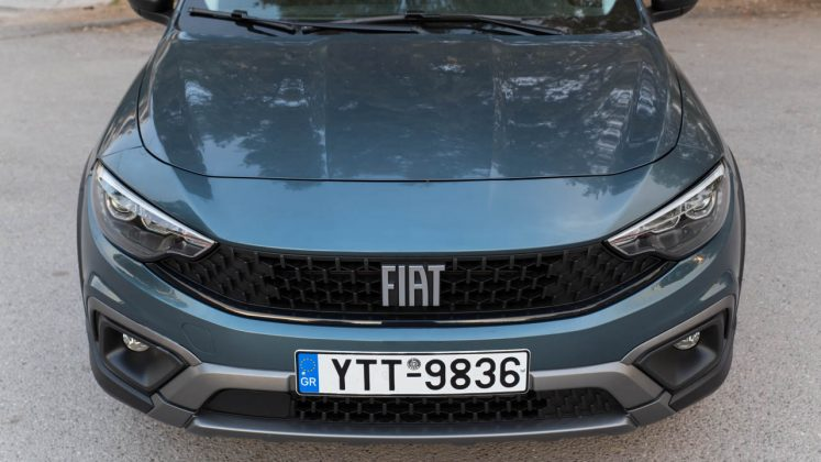 Fiat Tipo Cross δοκιμή Traction
