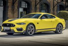 Ford Mustang best seller 2020