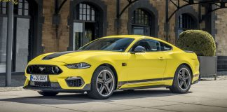 Ford Mustang best seller 2020
