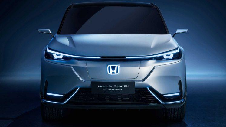 Honda SUV e:prototype 2021 Κίνα