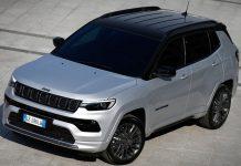 Ανανεωμένο Jeep Compass τιμές Ελλάδα 2021
