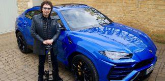 Lamborghini Urus Black Sabbath Tony Iommi 2021