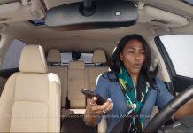 Video Lexus απόσπαση προσοχής 2021