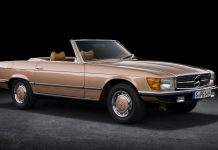 Mercedes-Benz 350 SL R 107