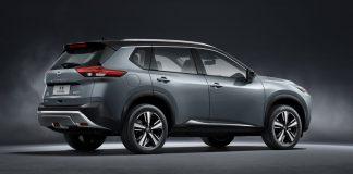 Νέο Nissan X-Trail 2021 SUV