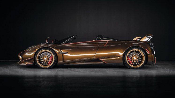 Pagani hyarra roadster bc supenova 2021