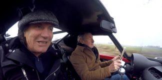 Pink Floyd και AC/DC βόλτα Ferrari 250 GTO