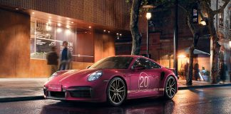 Porsche 911 Turbo S China 20th Anniversary Edition