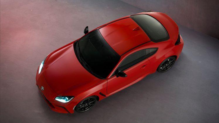 Toyota GR 86 2021 Νέο μοντέλο Ευρώπη