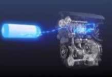 toyota κινητήρας υδρογόνου 2021