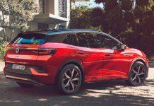 VW ID.4 GTX ηλεκτρικό SUV 2021
