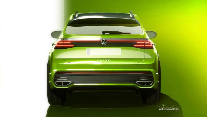 Volkswagen Taigo VW 2021