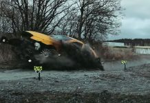 Volvo δοκιμές ασφάλειας 2021 video