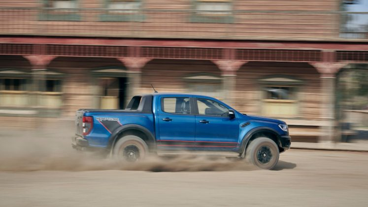Ford Ranger Raptor Special Edition Video