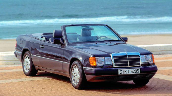 Mercedes E-Class Cabriolet 1991