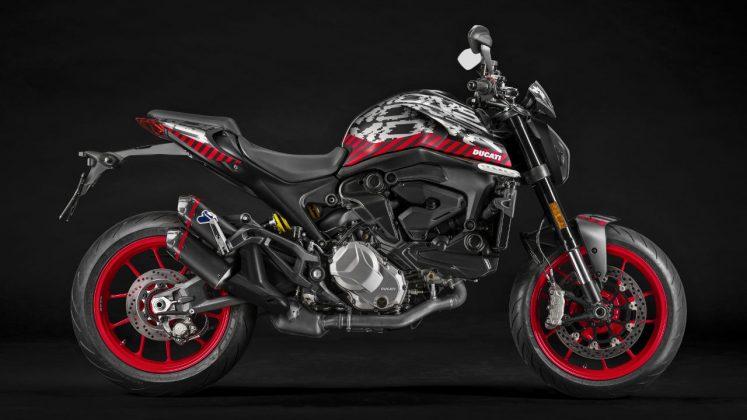 Ducati Monster κιτ εξατομίκευσης