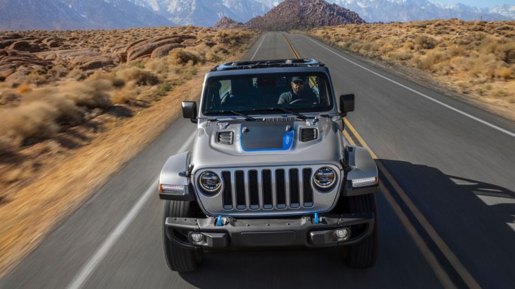 Jeep Wrangler 4xe 2021