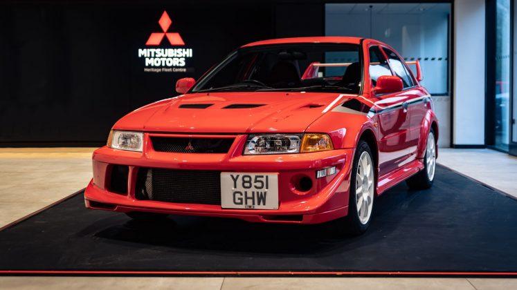 Mitsubishi Lancer Evolution VI Tommi Mäkinen