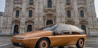 Mazda MX-81 Aria concept 1981