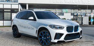 BMW κυψέλες υδρογόνου 2021