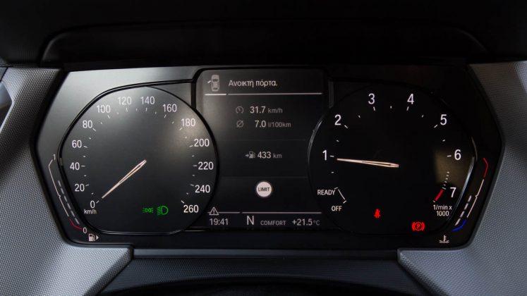 BMW 116i δοκιμή Traction.gr
