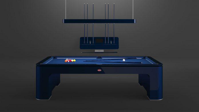 Bugatti τραπέζι μπιλιάρδου 2021