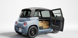 Citroen My Ami Cargo επαγγελματικό